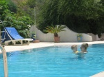 Bellapais pool