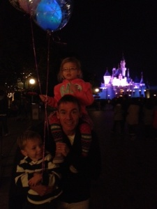 Disney Christmas Eve