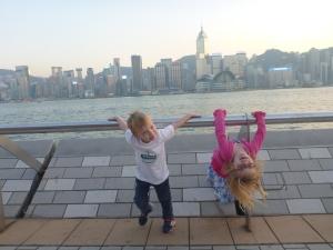 Sophie & Amelie Tsim Sha Tsui