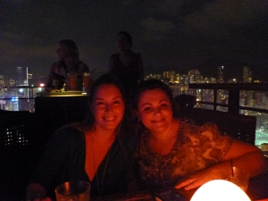 Wooloomoloo Wanchai roof bar