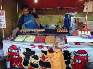 Nakamise street Food