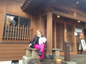 Onsen pampering mummy